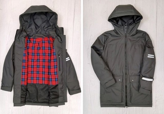 10. Napravila sam prekul jaknu za svog sina. Izgleda bolje nego iz H&M-a.