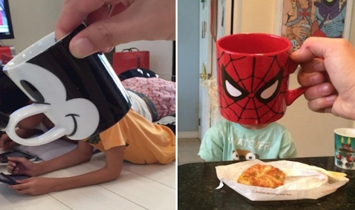 20 fotografija zanimljivog izazova koji zabavlja ljude za vrijeme doručka