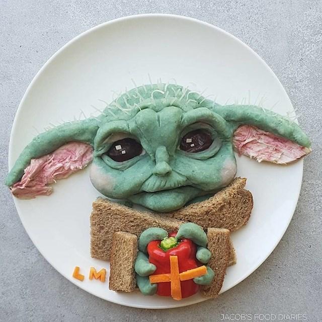 #12 Yoda