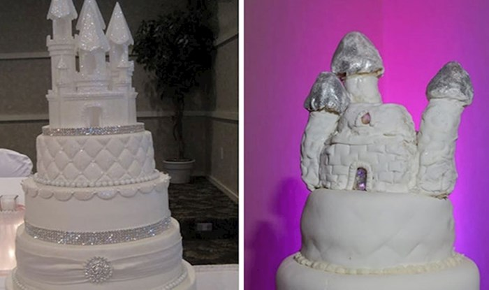 20 groznih torti koje su ljudi poslužili na vjenčanjima