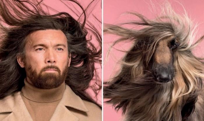 Usporedne fotke koje pokazuju neporecivu sličnost između kućnih ljubimaca i vlasnika