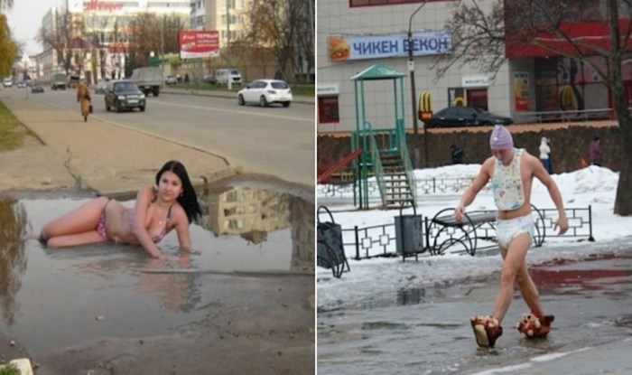 20 fotki koje možda izgledaju bizarno, ali prikazuju svakodnevni život u Rusiji