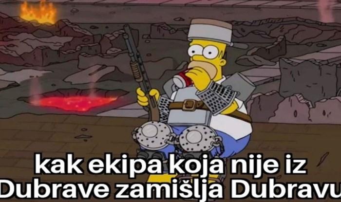 Fejsom kruži presmiješan meme koji otkriva istinu o zagrebačkom naselju Dubrava