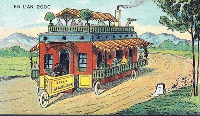 Kuća na kotačima
