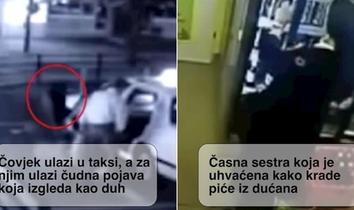15 puta kad su nadzorne kamere snimile nešto što nitko nije trebao vidjeti