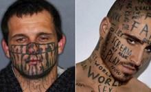 20+ katastrofalnih tetovaža na licu koje je nemoguće razumjeti