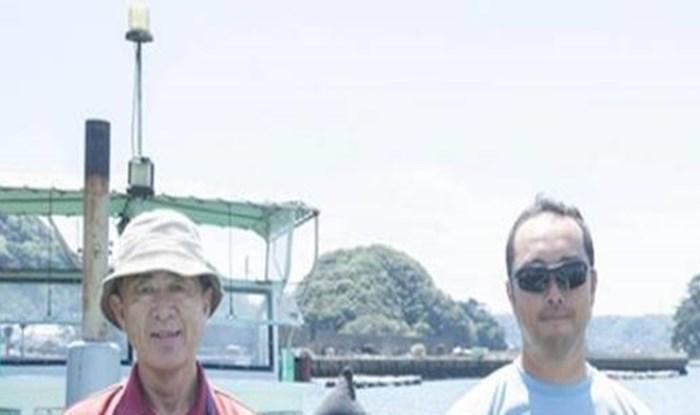 """Dvojica ribara pohvalila su se s prečudnim """"ulovom"""""""