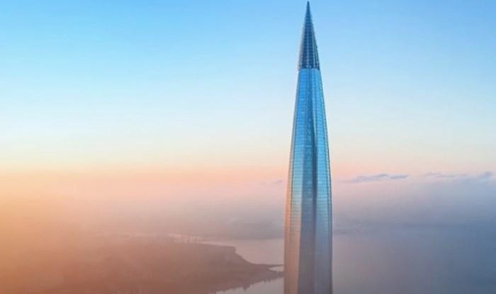 VIDEO 15 najviših nebodera na svijetu koji doslovno paraju oblake