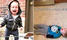 Roditelji dijele apsurdne razloge zbog kojih su njihova djeca plakala, ne možete se ne nasmijati