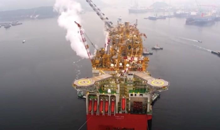 VIDEO 15 najvećih brodova na svijetu