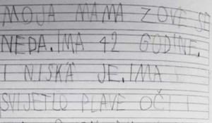 Dijete je dobilo zadatak opisati mamu i na urnebesan način otkrio kako se ona i tata slažu