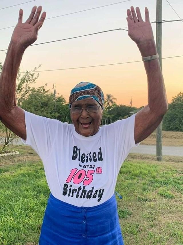 15. Nedavno je proslavila 105. rođendan. Svaki dan je nova pobjeda!🥰