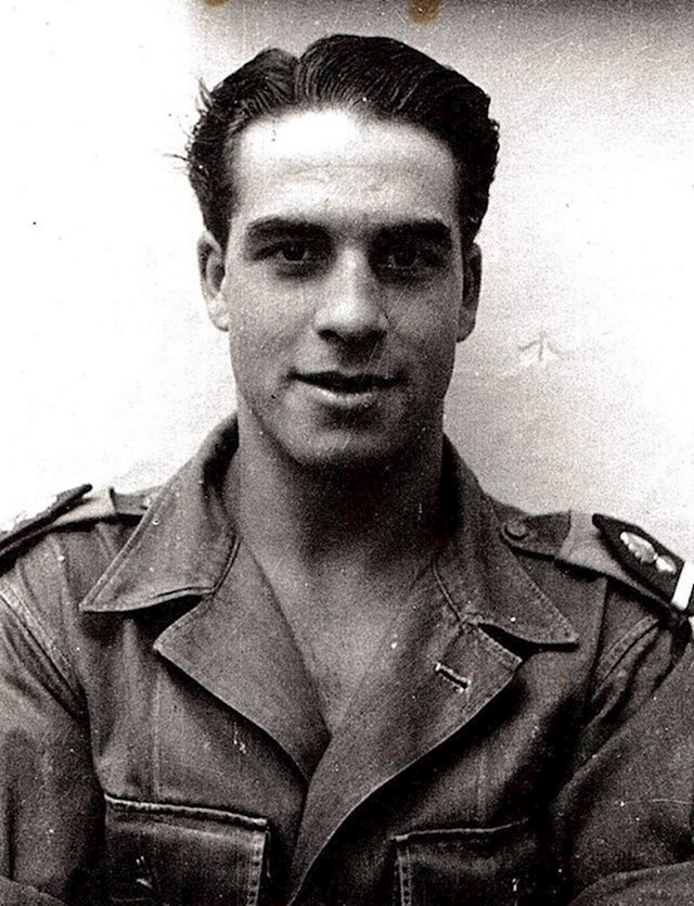 """""""Moj djed slobodno je mogao biti holivudski glumac. 1940-ih."""""""