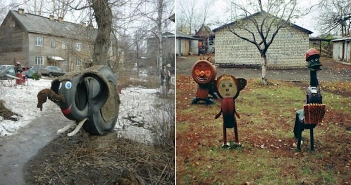 20 dekoracija na ruskim ulicama koje je jako teško objasniti