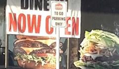 Pogledajte urnebesan prizor iz fast fooda koji je netko uspio fotkati