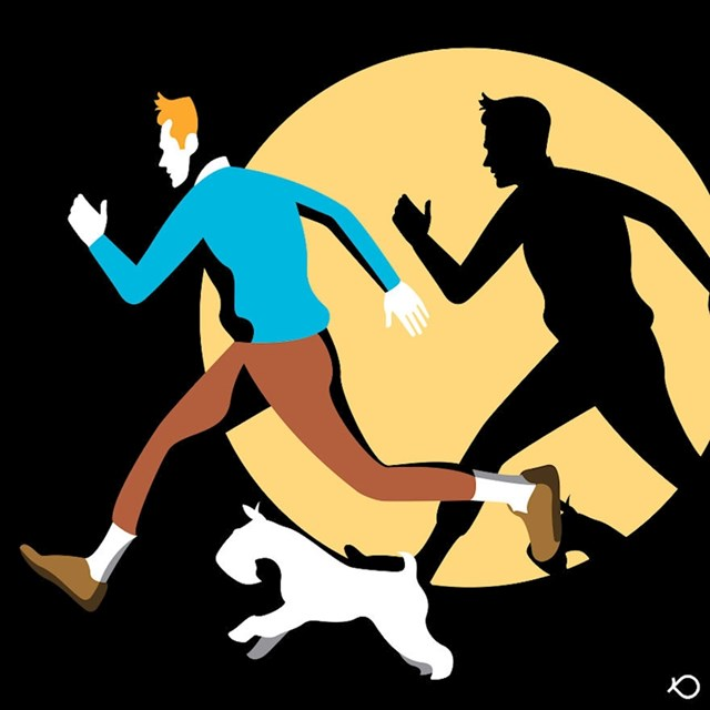 7. Tintin