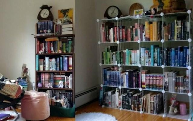 """""""S godinama je moja kolekcija knjiga evoluirala."""""""