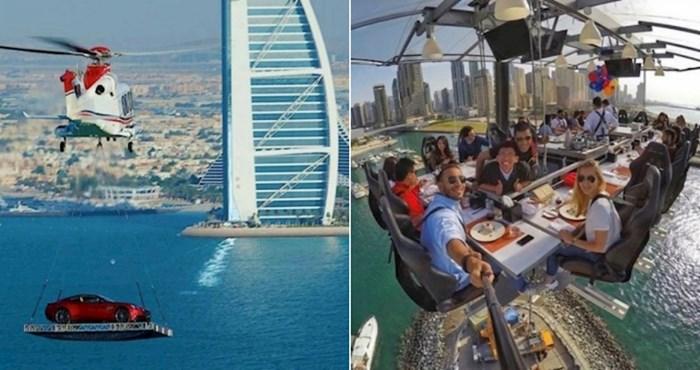 18 čudnih prizora koje možete vidjeti samo u Dubaiju