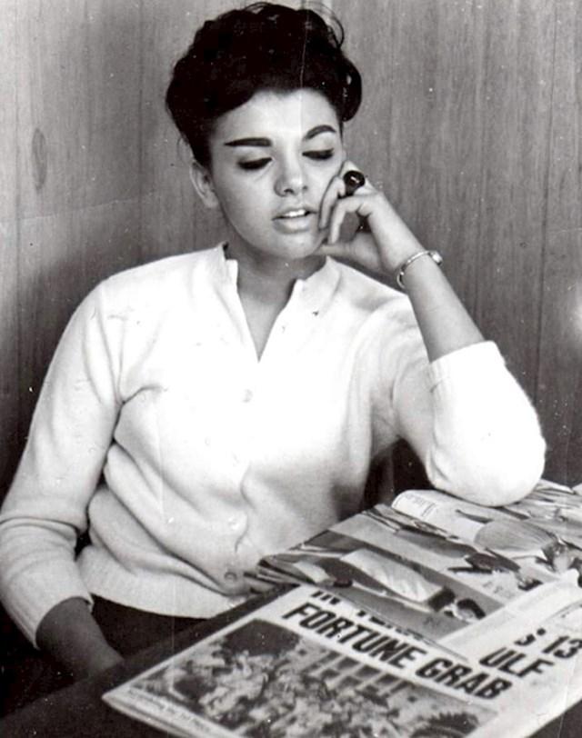 """""""Moja baka je 60-ih izgledala kao model."""""""