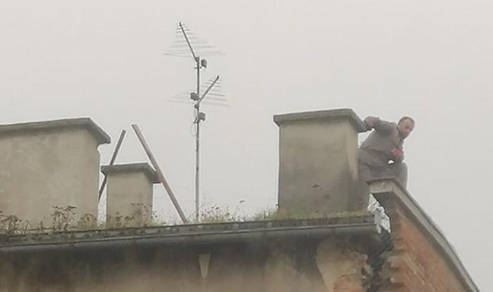 Prizor obnove zgrade stradale u potresu zgrozio je Zagrepčane
