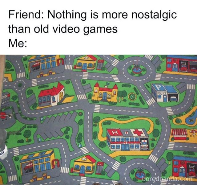 12. Instant nostalgija