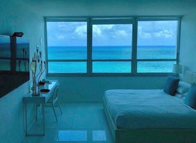 3. Smještaj koji sam rezervirala u Miamiju za svoj rođendan. Izgleda kao raj!😍