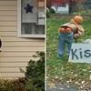 Genijalne Halloween dekoracije koje pokazuju koliko je 2020. strašna