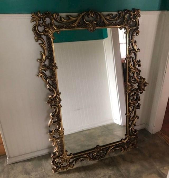 14. Prekul ogledalo