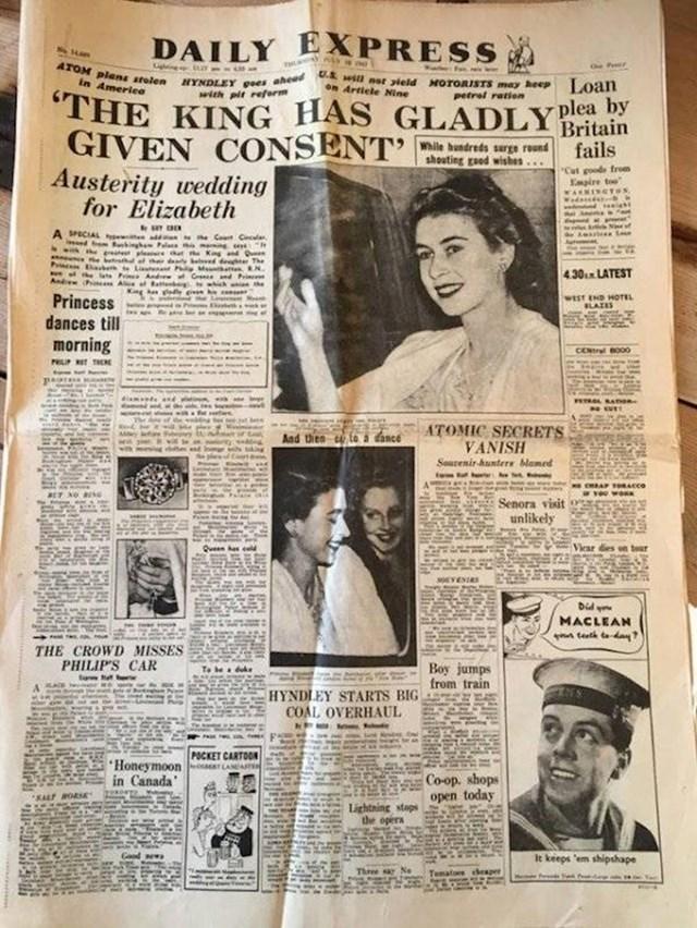 13. Novine iz 1947. godine