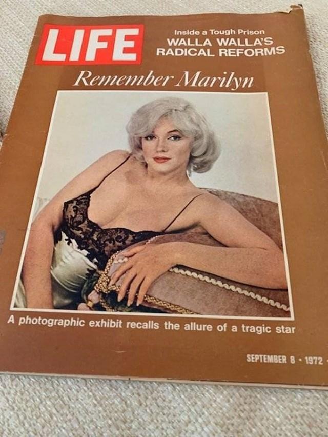 3. Stari časopis Life iz 1972.