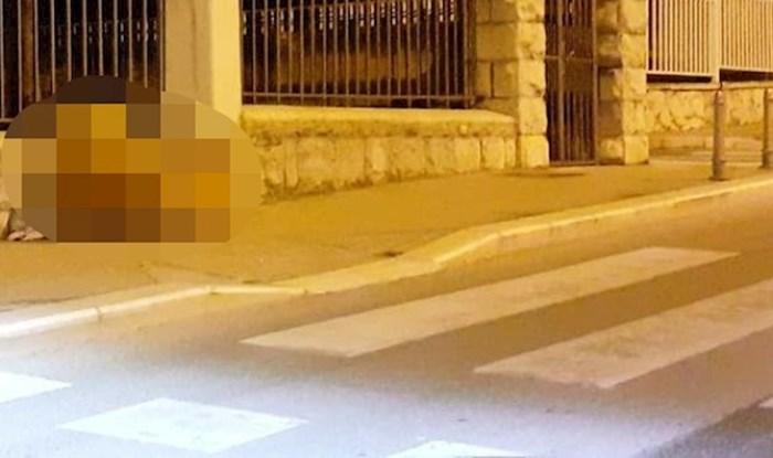 Nekim Dalmatincima odmor je potreban čak i kad pređu pješački, morate vidjeti ovu instalaciju