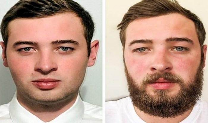 12 muškaraca koji su pustili bradu i potpuno se transformirali