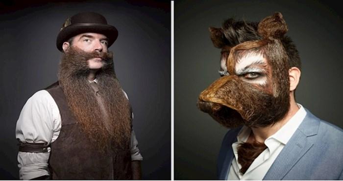 25 fotki muškaraca s izrazito čudno oblikovanim bradama