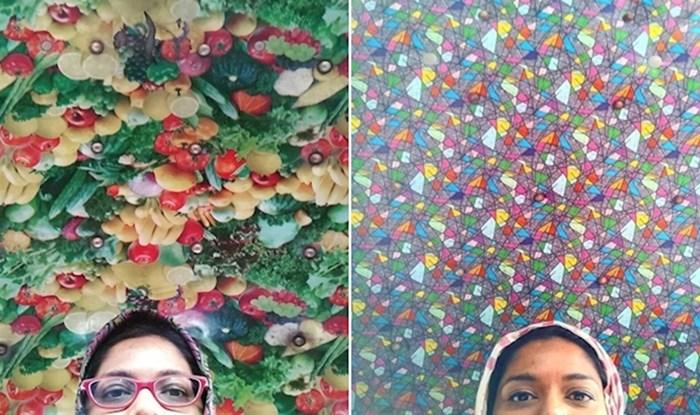 Već 3 godine ova žena fotka stropove taksija u Mumbaiju i rezultati su zakon