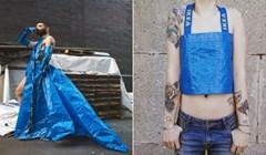 Ljudi su počeli dizajnirati odjeću od poznatih plavih vreća iz Ikee, evo najboljih primjera