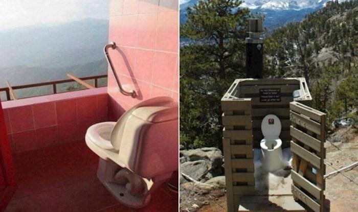 14 ekstravagantnih kupaonica u kojima teško da možete imati privatnosti