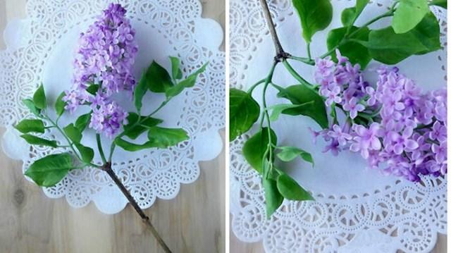 3. Ovo nije pravo cvijeće. Jedna samouka umjetnica izrađuje ih od porculana.