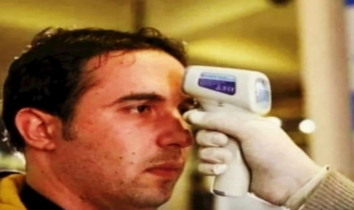 Zahvaljujući mjerenju temperature muškarci imaju izgovor kad zaborave nešto u dućanu