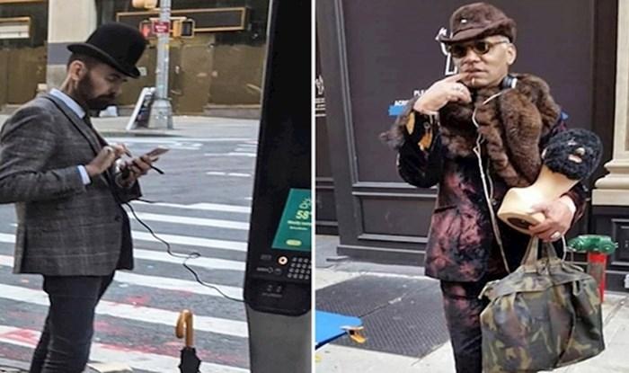 22 ljudi osebujnog stila koji su viđeni na ulicama New Yorka