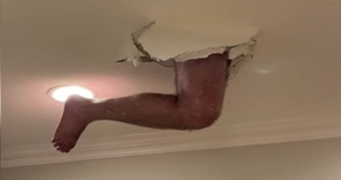VIDEO Urnebesna kompilacija failova koji su se dogodili tijekom kućnih popravaka i renovacija