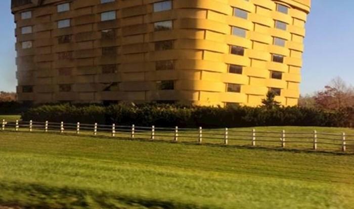 Arhitekt ove zgrade trebao bi promijeniti struku, jedan bizaran detalj ne može mu se oprostiti