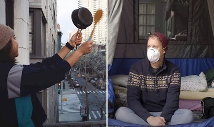 VIDEO Pogledajte kako ljudi diljem svijeta provode dane u karanteni