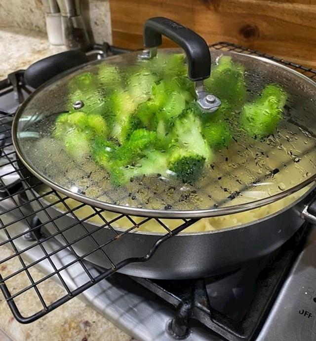 12. Najbolji način za pripremu brokule