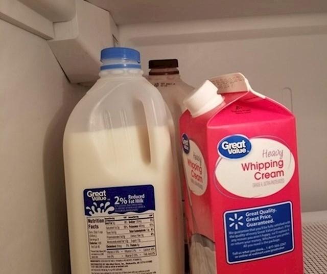 """12. """"Moja žena nikad ne začepi boce kako treba"""""""