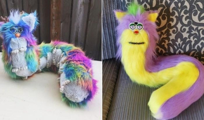 Sjećate li se Furbyja?Neki ljudi odlučili su ga redizajnirati, evo najboljih primjera
