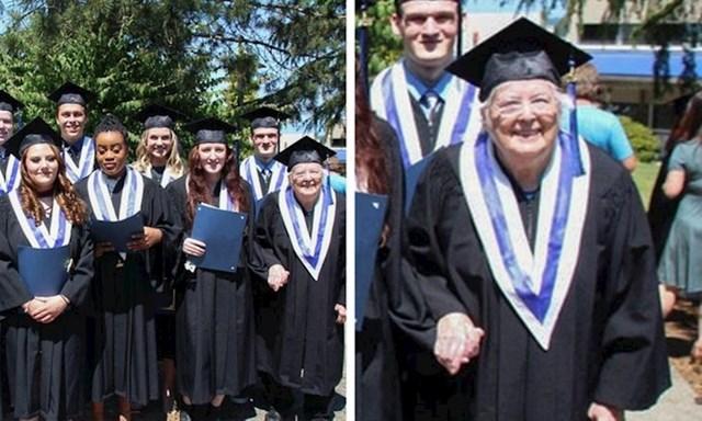 14. Baka koja je diplomirala s 94 godine je sva inspiracija koja vam treba u životu!