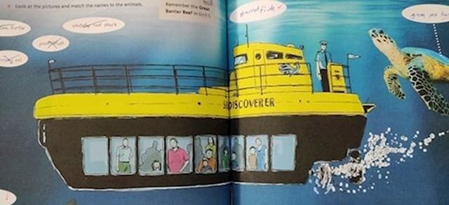 5. Pažljivo pogledajte kapatena ove podmornice. Još jednom, podmornice.