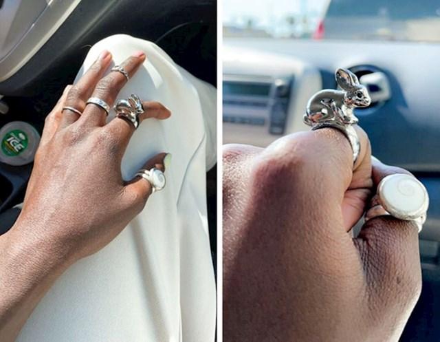 """13. """"Preslatki prsten koji sam platila samo 8 dolara"""""""