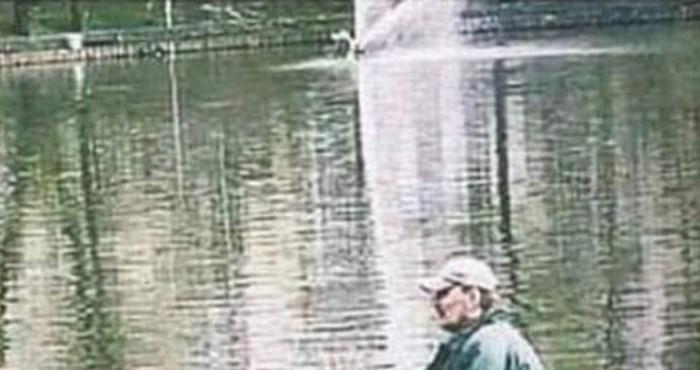 Cijeli Fejs smije se smotanom ribiču, morate vidjeti što je majstor izveo
