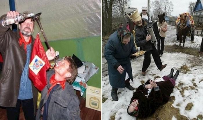 Nitko ne zna tulumariti kao Rusi, a ova fotogalerija će vam to najbolje dokazati